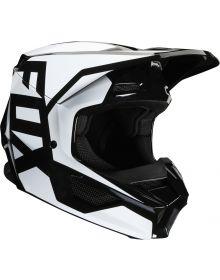 Fox Racing 2020 V1 Prix Youth Helmet Black