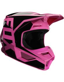 Fox Racing 2020 V1 Prix Youth Helmet Pink