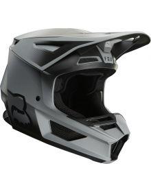 Fox Racing 2020 V2 Vlar Youth Helmet Matte Black