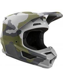 Fox Racing 2020 V1 PRZM Youth Helmet Camo