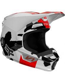 Fox Racing V1 Beserker LE Youth Helmet Camo