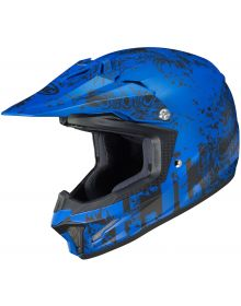HJC CL-XY2 Youth Helmet Creeper Blue