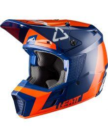 Leatt GPX 3.5 V20.2 Junior Helmet Orange