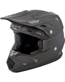 Fly Racing 2018 Toxin Original Youth Helmet Matte Black