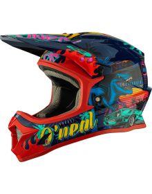 O'Neal 2021 1 Series Youth Rex Helmet Multi