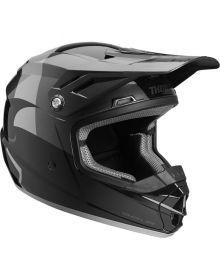 Thor Sector Shear Youth Helmet Black/Charcoal