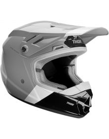 Thor 2020 Sector Bomber Youth Helmet Charcoal/White