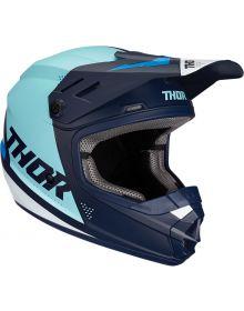Thor 2020 Sector Blade Youth Helmet Navy/Blue