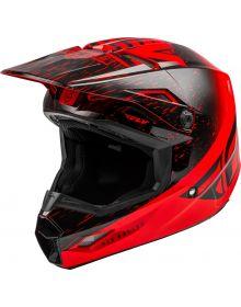 Fly Racing 2020 Kinetic K120 Youth Helmet Red/Black