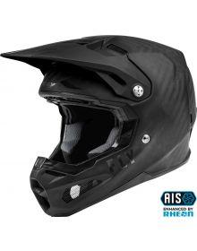 Fly Racing 2021 Formula Carbon Youth Helmet Matte Black