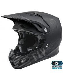 Fly Racing 2021 Formula CC Youth Helmet Primary Matte Grey/Black