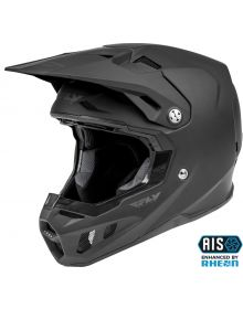 Fly Racing 2021 Formula Youth Helmet Matte Black