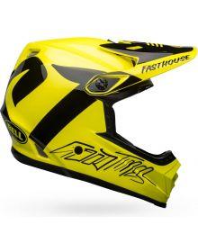 Bell 2021 Moto 9 Mips Youth Helmet Fasthouse Hi-Viz/Black