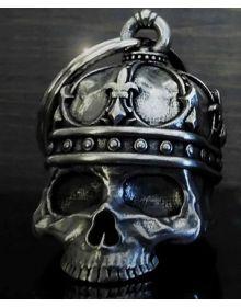 Guardian Bell 3D King Skull