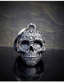 Guardian Bell 3D Sugar Skull