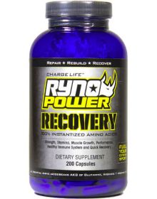 Ryno Power Recover Capsules 200CT