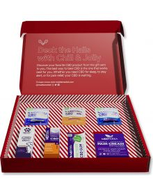 Medterra CBD Holiday Gift Box  Assortment