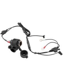 BikeMaster 12 Volt Power Adapter With Mount
