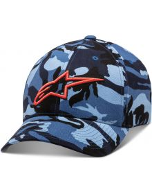 Alpinestars Visible Cap Navy/Camo