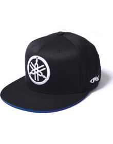 Factory Effex Yamaha Fork Flexfit Hat Black