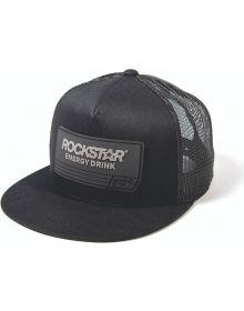 Factory Effex Rockstar 2021 Snapback Cap Black