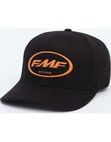 FMF Factory Classic Don Hat Black/Orange