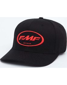 FMF Factory Classic Don Hat Black/Red