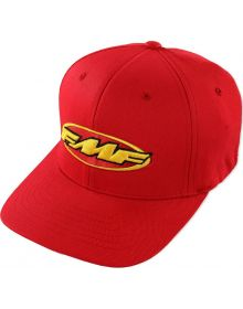 FMF The Don Flexfit Cap Red