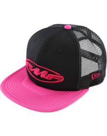 FMF Pit Party Womens Cap Pink