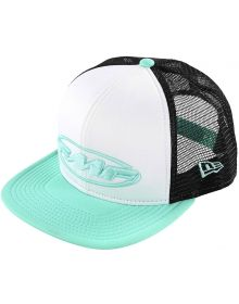 FMF Pit Party Womens Cap Mint