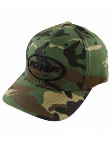 FMF Factory Classic Don Strech Fit Hat Camo Print