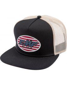 FMF Tribute Hat Black