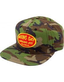 FMF Mixing Hat Camo