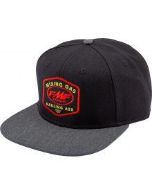 FMF Gate Hat Black