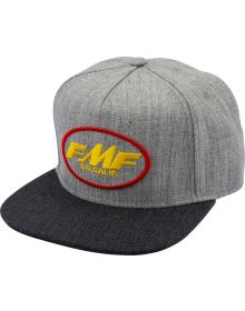 FMF Live Hat Heather Gray