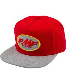 FMF Live Hat Red