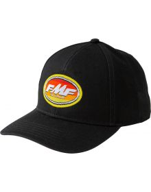 FMF Power Up Snapback Cap Black