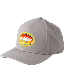 FMF Power Up Snapback Cap Gray