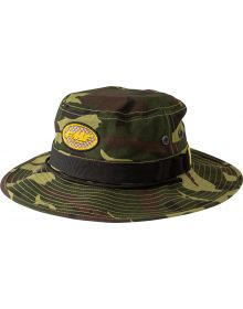 FMF Checkered Past Bucket Hat Camo