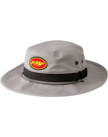 FMF Checkered Past Bucket Hat Gray