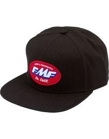 FMF Greasy Snapback Cap Black