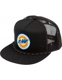 FMF Title Snapback Cap Black