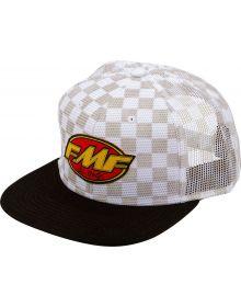 FMF Craft Snapback Cap White