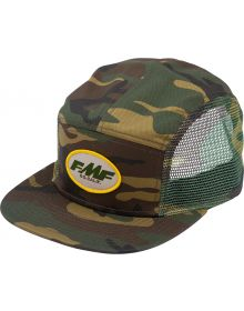 FMF Base Camp Snapback Cap Camo