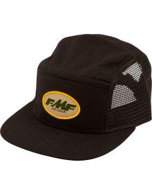 FMF Base Camp Snapback Cap Black