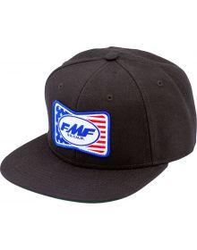 FMF Bowtie Snapback Cap Black