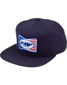 FMF Bowtie Snapback Cap Navy