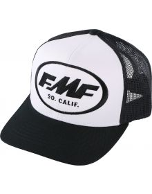 FMF Origins 2021 Snapback Cap Black/White