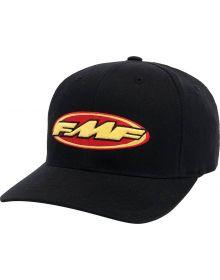 FMF Don 2021 Flexfit Cap Black