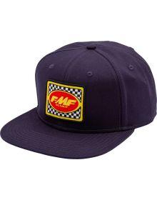 FMF Titles Snapback Cap Navy